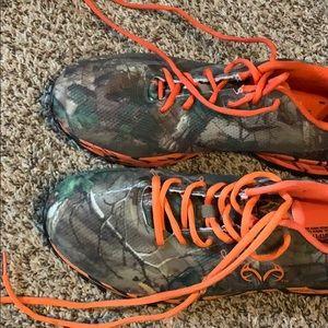 Realtree Shoes - RealTree• Camo & Orange Men's Tennis Shoes